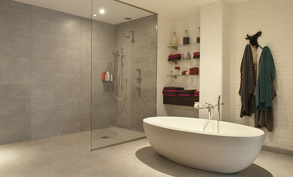 Full Bathroom Design And Installation Services Loft Bathroom